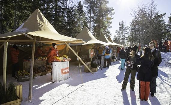 Bilde fra Holmenkollfest